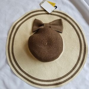NWT- Large Floppy Summer Hat